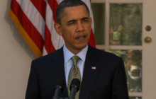 Obama: Radiation not expected to reach U.S. coasts