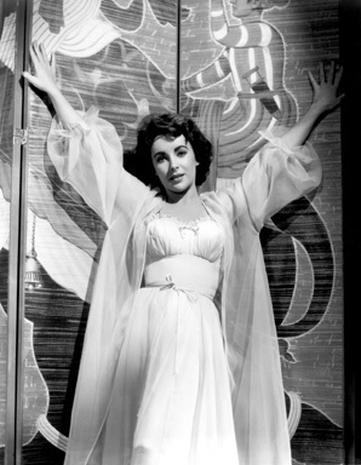 The films of Elizabeth Taylor