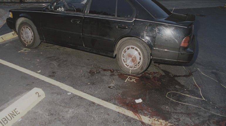 Kent Heitholt crime scene, Columbia, Mo.