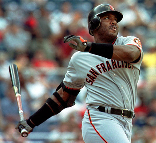 Barry Bonds: Through the Years