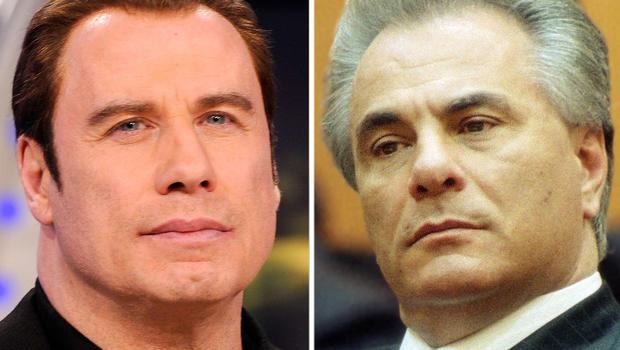 John Travolta Gotti John Travolta to Play Mobster