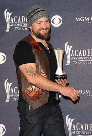 ACM Awards press room