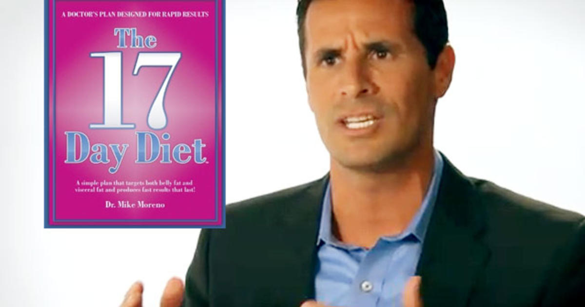 """17 Day Diet"" promises radical weight loss: Does it ..."