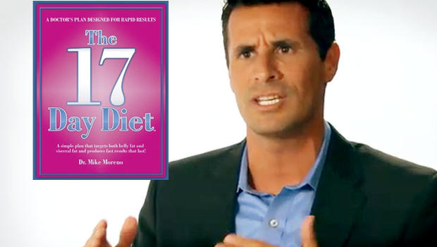 """""""17 Day Diet"""" promises radical weight loss: Does it ..."""