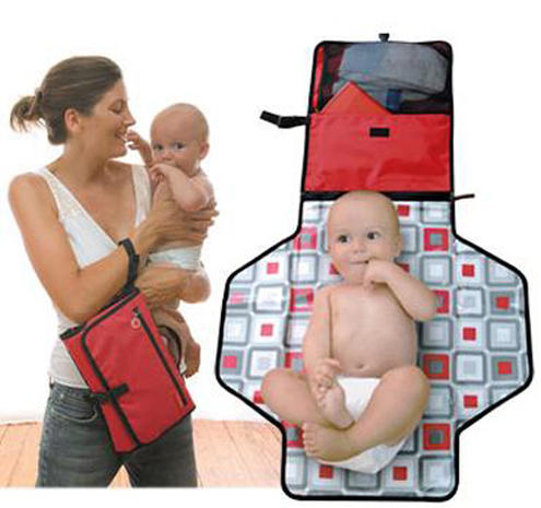 Must-haves for your diaper bag