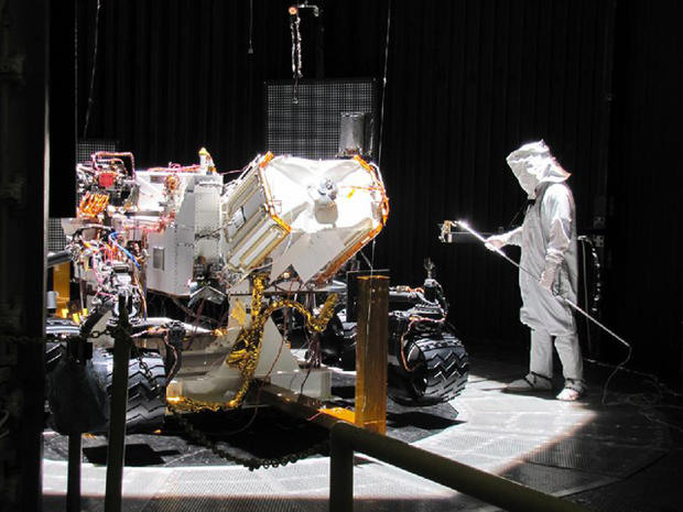Life on Mars? New Mars Rover may offer an answer