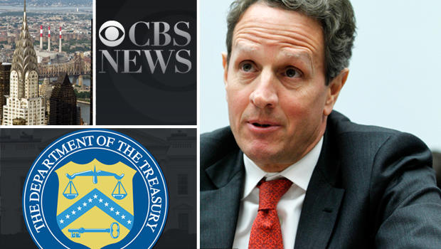 Day in the life Timothy Geithner Interview