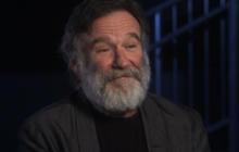 Robin Williams' sober life