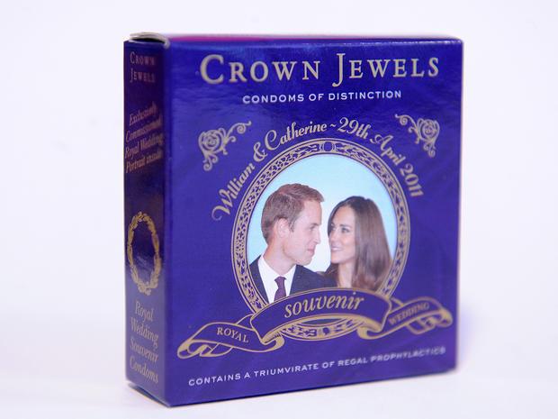 Royal souvenirs