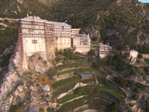A visit to Mount Athos