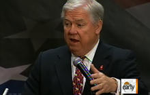 Ron Paul to run, Haley Barbour bows out