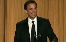 Seth Meyers kills it at White House Correspondents' dinner