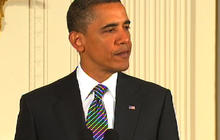 Obama thanks troops for Bin Laden operation