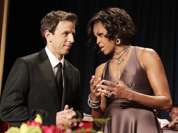 Stars at the White House Correspondents' Dinner