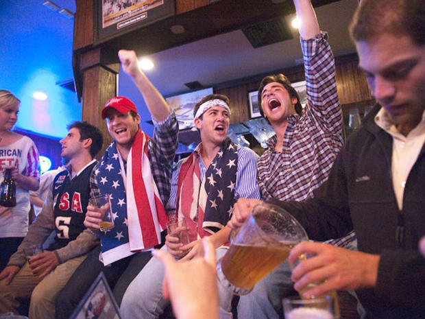 America reacts to death of Osama bin Laden