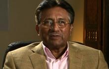 Former Pakistani president: Never said bin Laden wasn't in Pakistan