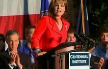 Palin snubs Obama in bin Laden operation
