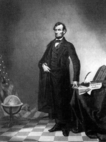 Iconic Abraham Lincoln portraits
