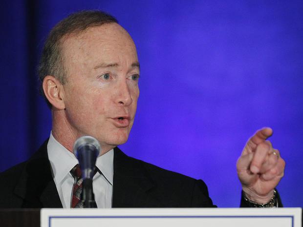 from Camilo gov. mitch daniels and gay rights