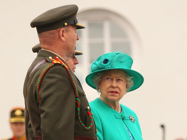 The Queen in Ireland