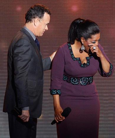 """Oprah Winfrey's """"Farewell Spectacular"""" a star magnet"""