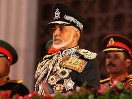 Qaboos bin Said, Oman