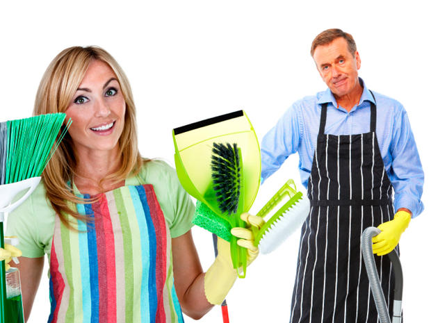 """EWG's """"Hall of Shame"""" of toxic household cleaners"""