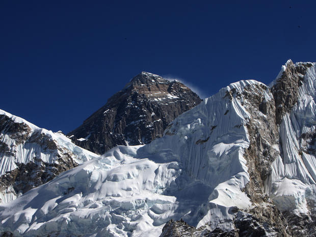 Mt. Everest beckons - and we can't resist