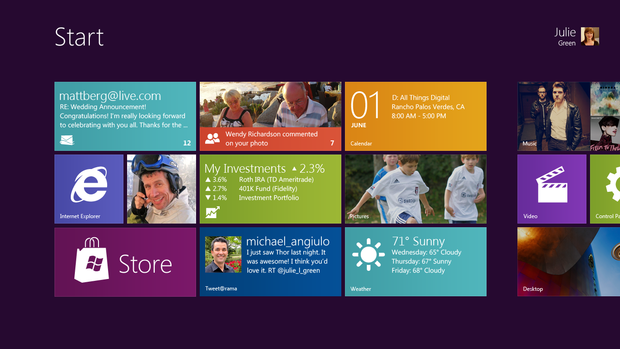 Windows 8: 11 cool features on Microsoft's new OS
