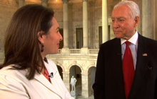 "Sen. Hatch: Obama philosophy is ""completely bankrupt"""