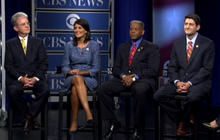 CBS News GOP town hall on the economy