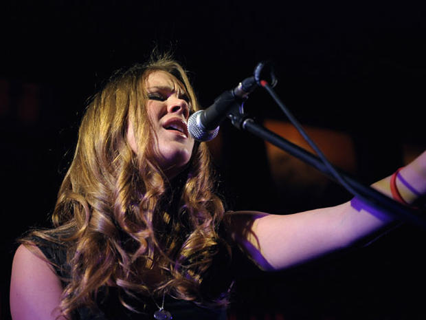 Joss Stone murder plot leads to two arrests, say reports