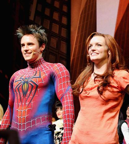 """""""Spider-Man"""" premiere"""