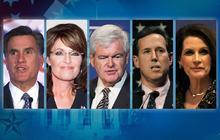 The narrowing GOP presidential field