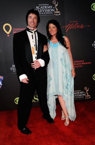 Daytime Emmys 2011 red carpet