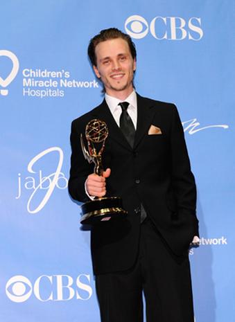 Daytime Emmy Awards press room