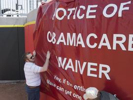 Tea Party anti-Obamacare