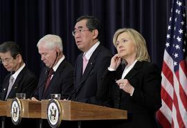 Hillary Clinton, Robert Gates