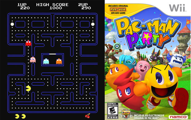 Video games - then and now