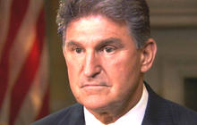 Manchin: I'm looking to change mission in Afghanistan