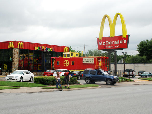 10 states most fanatical about fast food