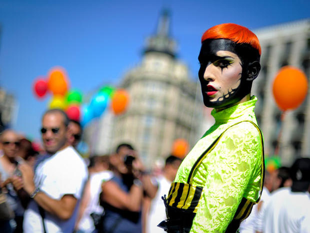 Gay Pride around the world
