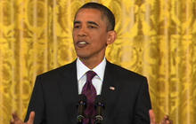 Obama on raising debt ceiling: Just do it