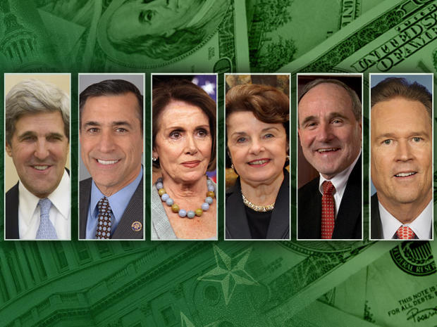 money, congress
