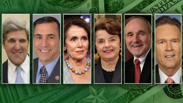 money, congress