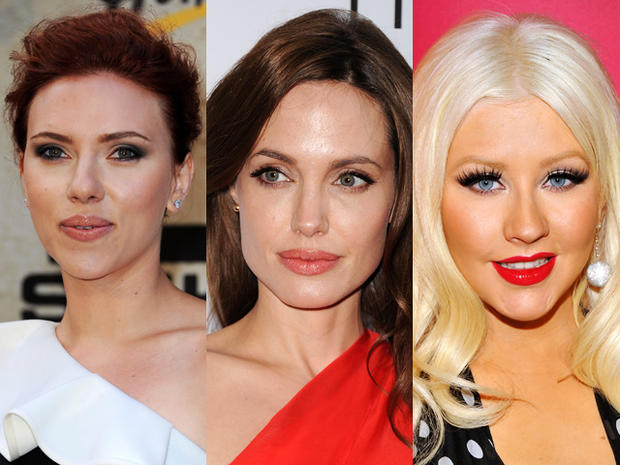 Celebrity body parts: 48 stars who inspire plastic surgery