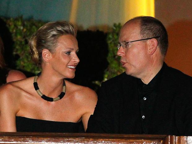 The Eagles rock Monaco wedding