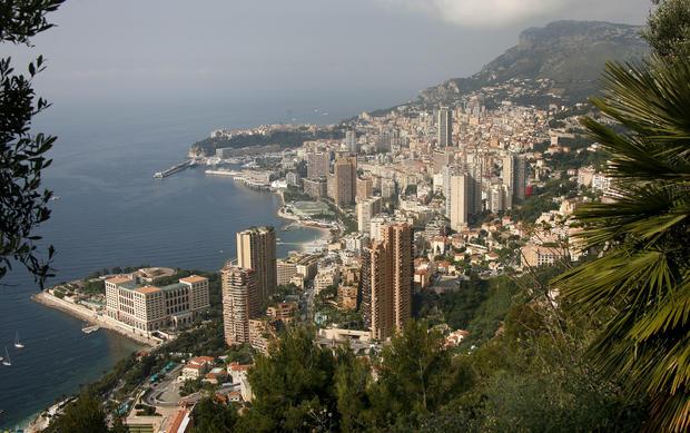 Monaco ready for royal wedding