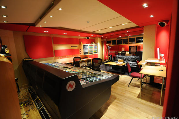 Abbey Road: Inside the world's most famous sound studio
