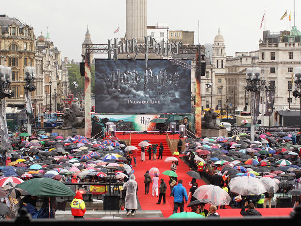 """""""Harry Potter and the Deathly Hallows: Part 2"""" premiere"""